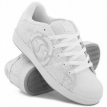 Обувь жен DVS Revival Splat Winter White Silver Doodle 2009 г инфо 7675y.